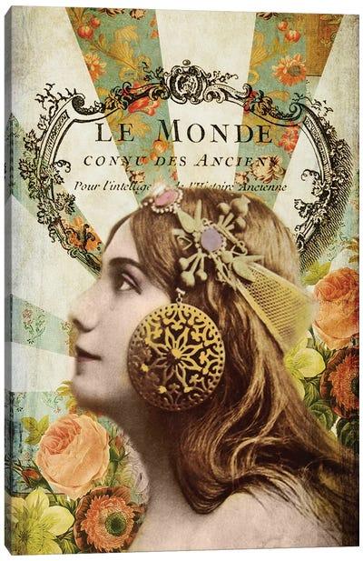Femme Paris II Canvas Art Print