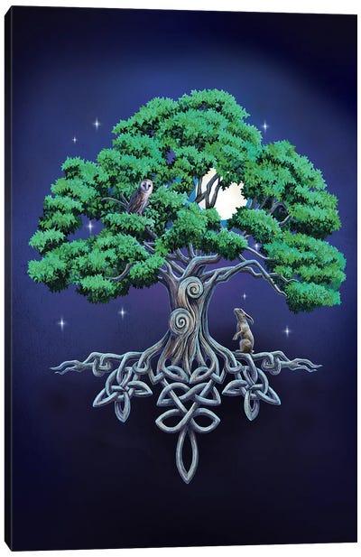 Large Tree Of Life Canvas Art Print