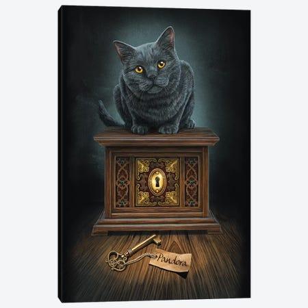 Pandora's Box 3-Piece Canvas #LPA16} by Lisa Parker Canvas Artwork