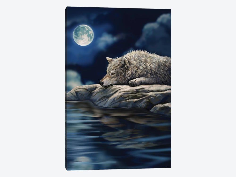Quiet Reflection by Lisa Parker 1-piece Art Print