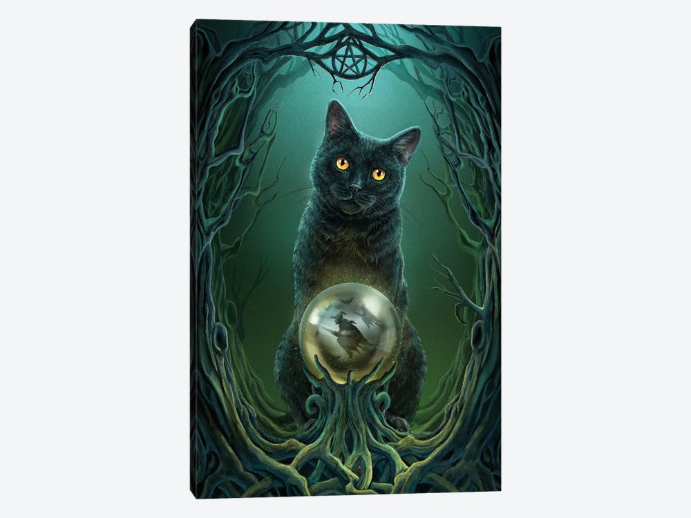 Rise Of The Witches by Lisa Parker 1-piece Canvas Art Print