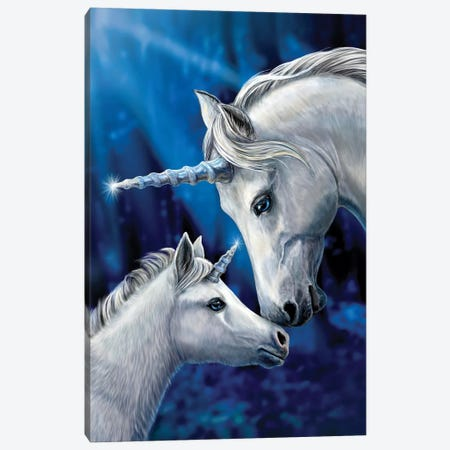 Sacred Love Canvas Print #LPA23} by Lisa Parker Canvas Art