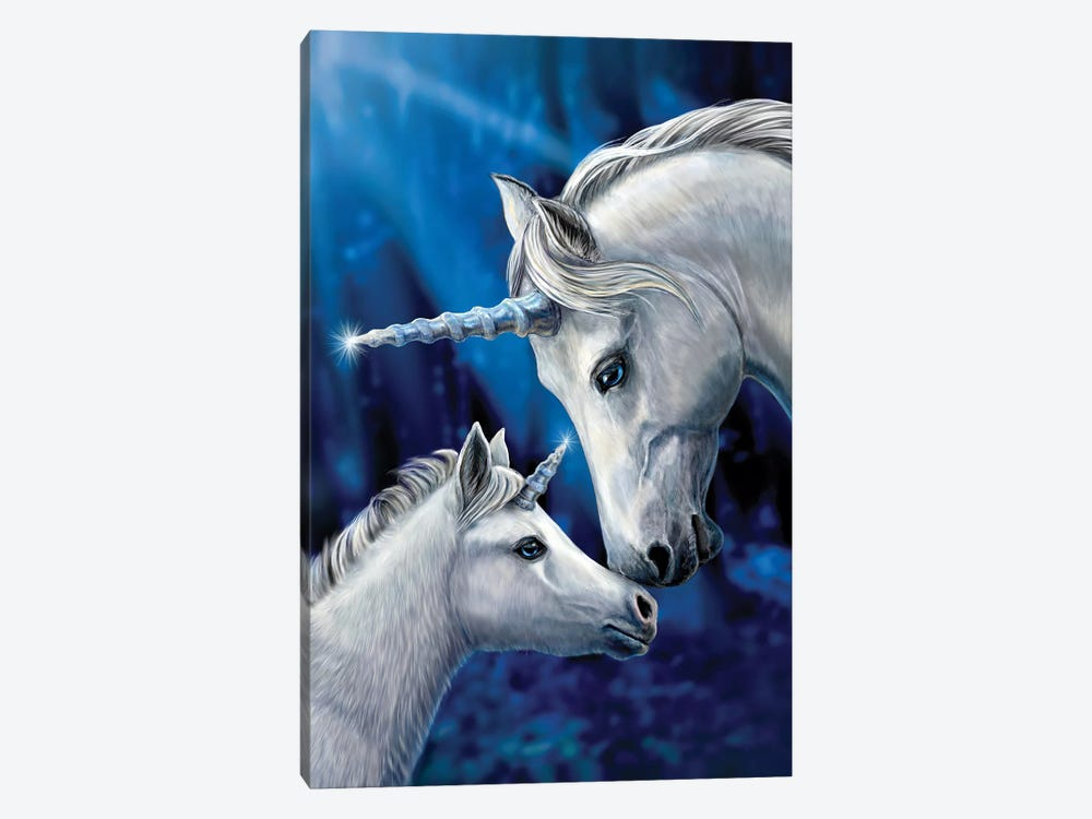Sacred Love by Lisa Parker 1-piece Canvas Art