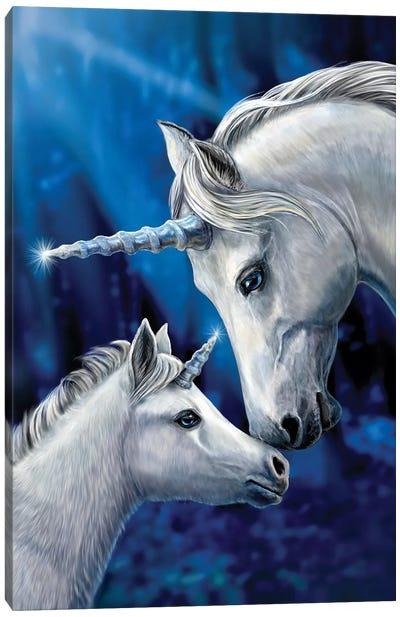 Sacred Love Canvas Art Print