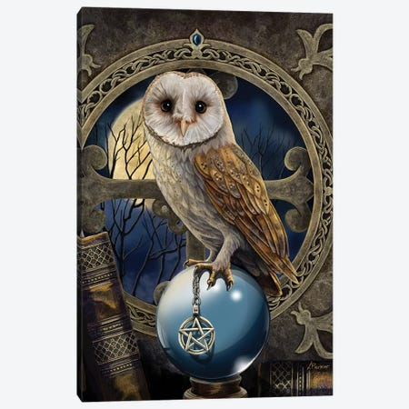 Spell Keeper Canvas Print #LPA27} by Lisa Parker Canvas Print