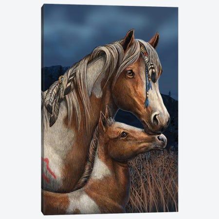 Apache Canvas Print #LPA2} by Lisa Parker Canvas Art