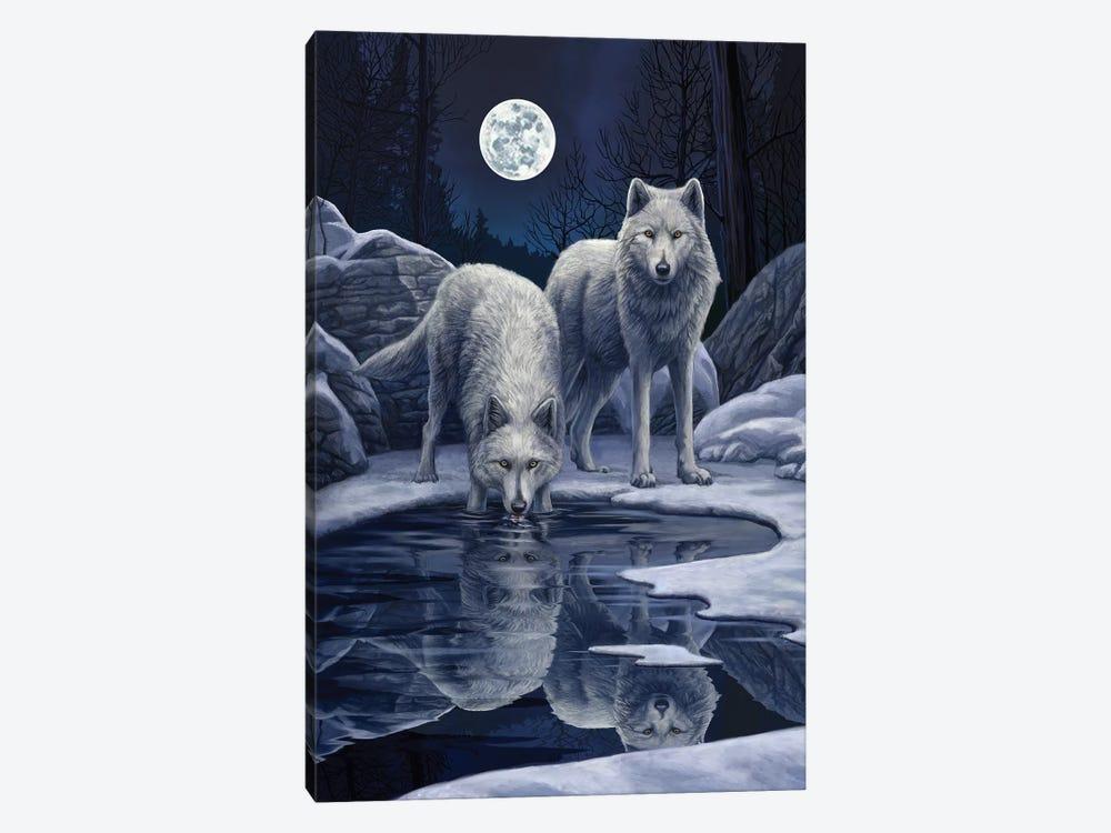 Warriors Of Winter by Lisa Parker 1-piece Art Print