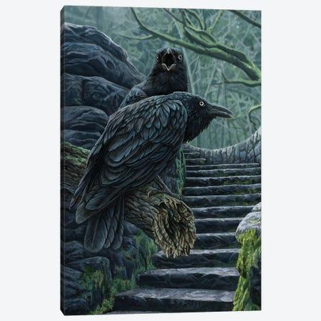 Watchmen Canvas Print #LPA41} by Lisa Parker Canvas Artwork