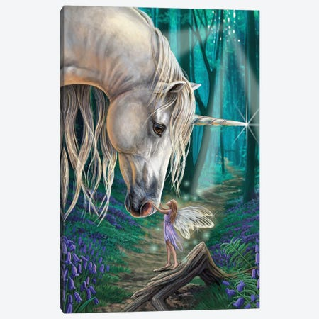Fairy Whispers Canvas Print #LPA52} by Lisa Parker Canvas Print