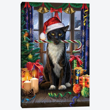 Krampuss Canvas Print #LPA53} by Lisa Parker Canvas Print