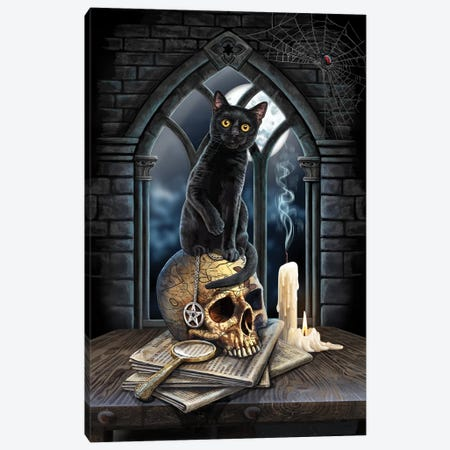 Spirits Of Salem Canvas Print #LPA55} by Lisa Parker Canvas Wall Art