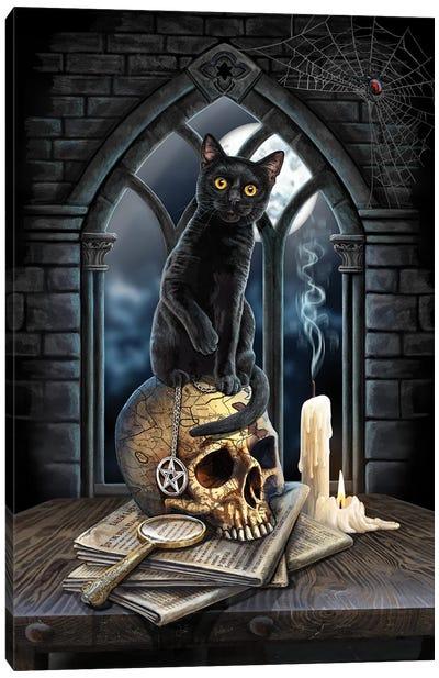 Spirits Of Salem Canvas Art Print