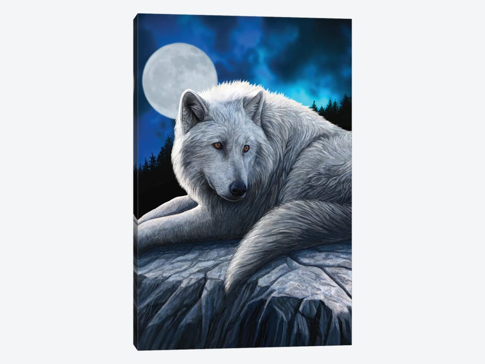 Guardian Of The North by Lisa Parker 1-piece Canvas Print