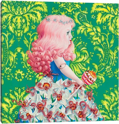 Chupa Chups I Canvas Art Print