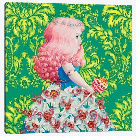 Chupa Chups I Canvas Print #LPF19} by Liva Pakalne Fanelli Canvas Art