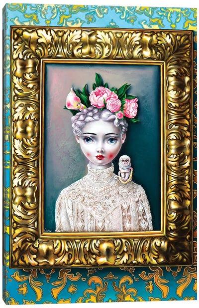 Annabella Canvas Art Print