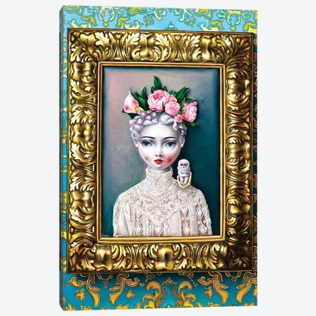 Annabella Canvas Print #LPF1} by Liva Pakalne Fanelli Canvas Art Print