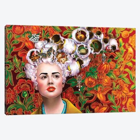 Golden Age Canvas Print #LPF33} by Liva Pakalne Fanelli Canvas Art