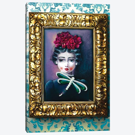 Isabella Canvas Print #LPF34} by Liva Pakalne Fanelli Art Print