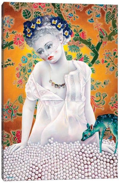 Maia Canvas Art Print