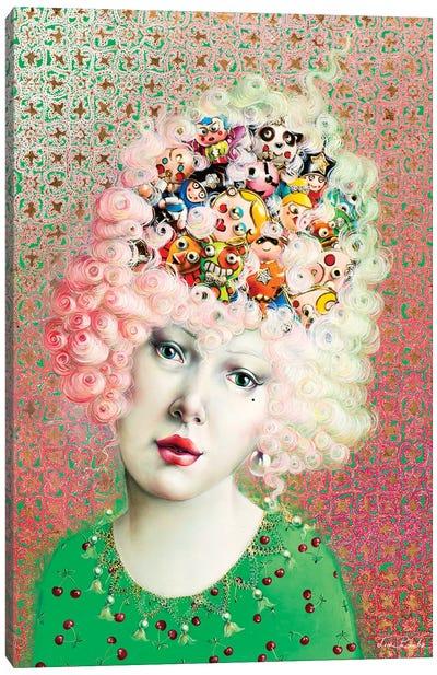Marie Antoinette Canvas Art Print
