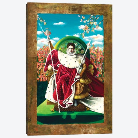 Napaleo Canvas Print #LPF42} by Liva Pakalne Fanelli Canvas Print