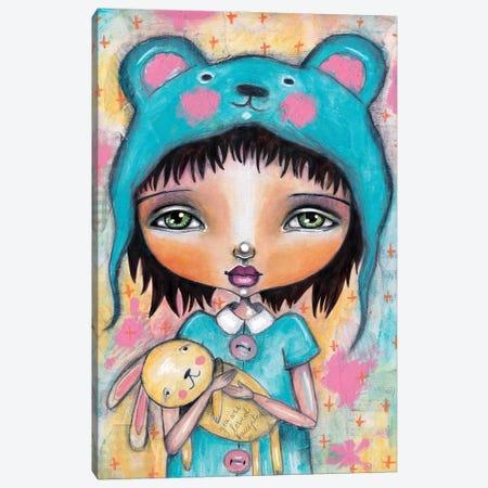 Inner Child Love Canvas Print #LPR101} by Tamara Laporte Canvas Print