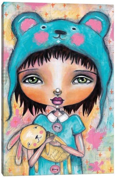 Inner Child Love Canvas Art Print