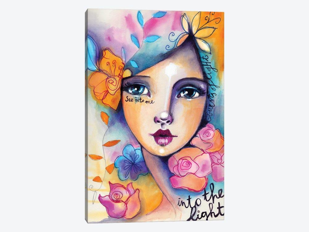 Into The Light by Tamara Laporte 1-piece Canvas Wall Art