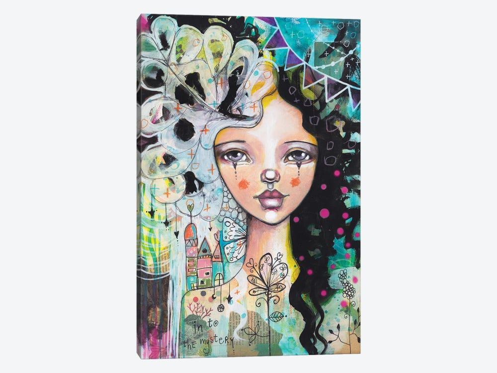 Into The Mystery by Tamara Laporte 1-piece Art Print