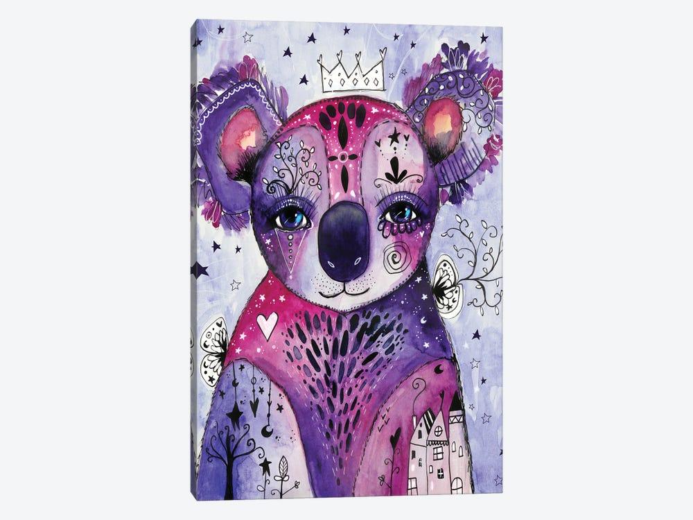 Koala Love by Tamara Laporte 1-piece Canvas Artwork