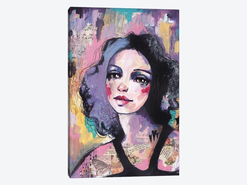 Lady Disco by Tamara Laporte 1-piece Art Print
