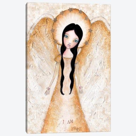 Angel Canvas Print #LPR10} by Tamara Laporte Canvas Artwork