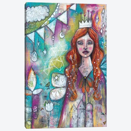 Layers Of You Canvas Print #LPR112} by Tamara Laporte Canvas Artwork