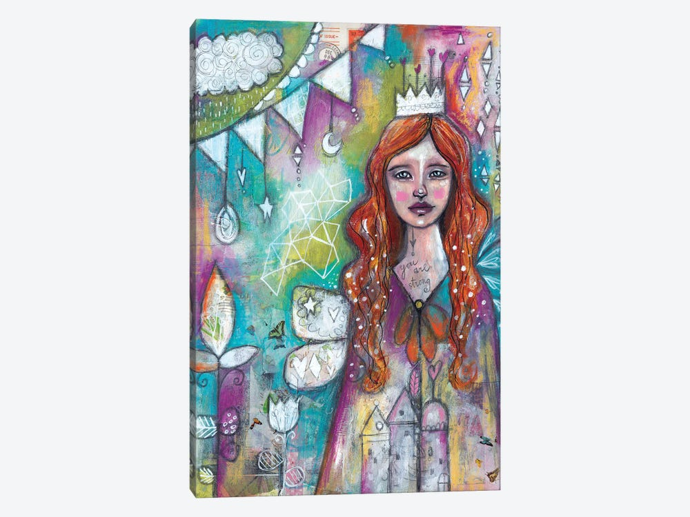 Layers Of You by Tamara Laporte 1-piece Canvas Wall Art