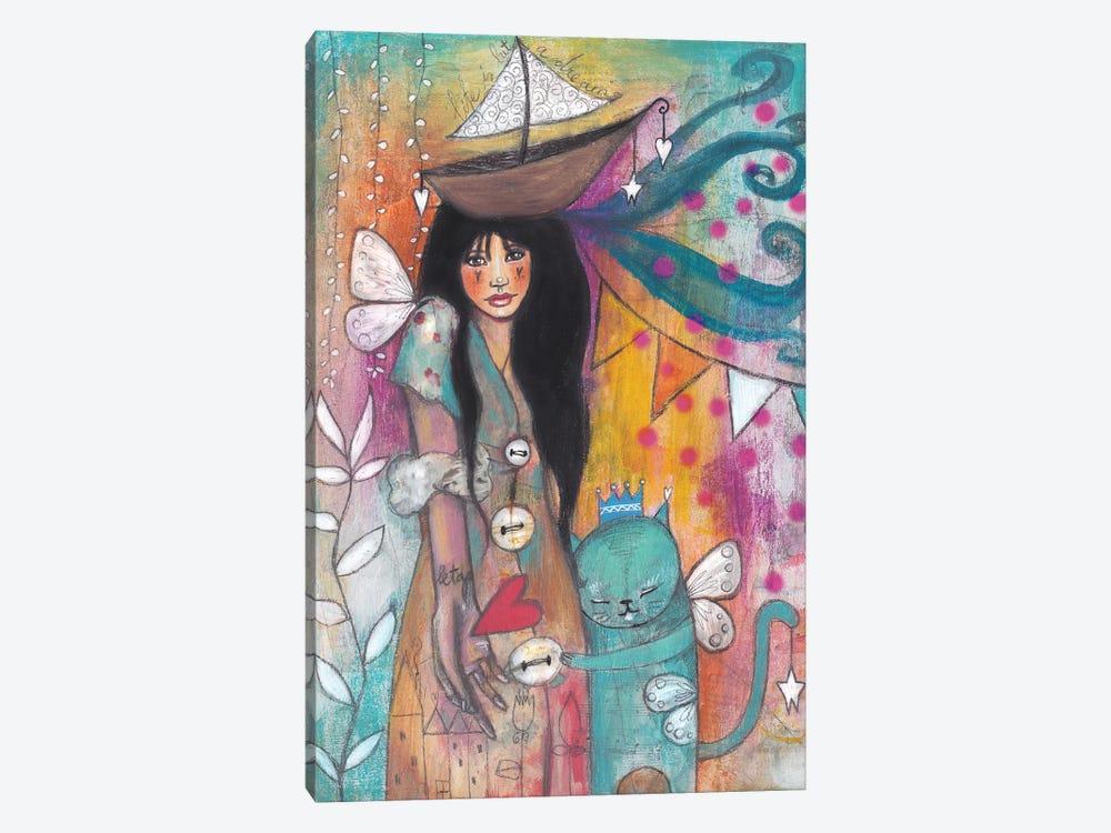 Life Is But A Dream by Tamara Laporte 1-piece Canvas Art Print