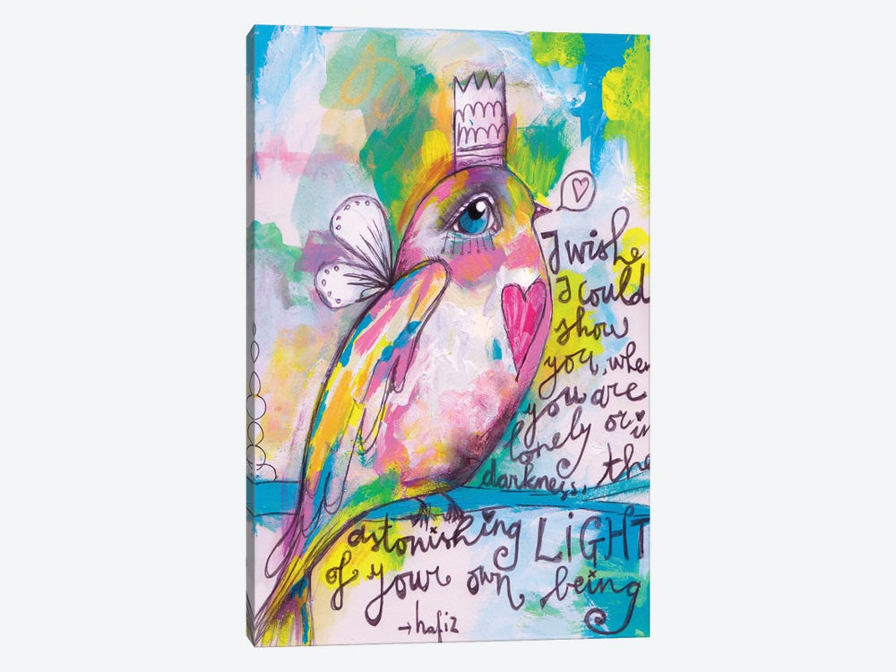 Little Bird by Tamara Laporte 1-piece Canvas Artwork