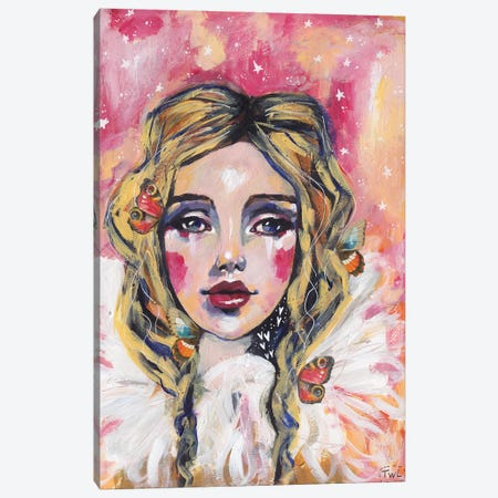 Magic Is Real Canvas Print #LPR123} by Tamara Laporte Canvas Art Print