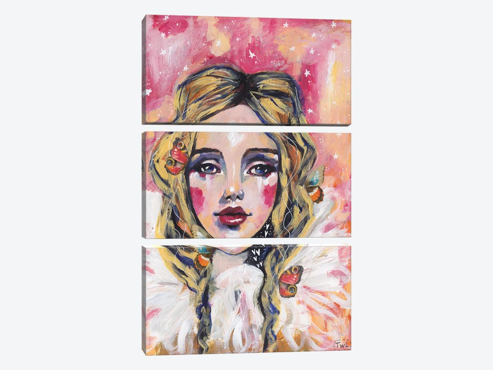 Magic Is Real by Tamara Laporte 3-piece Canvas Wall Art
