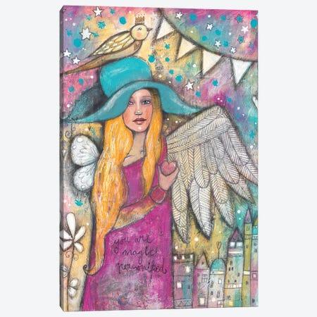 Magic Personified Canvas Print #LPR124} by Tamara Laporte Canvas Art
