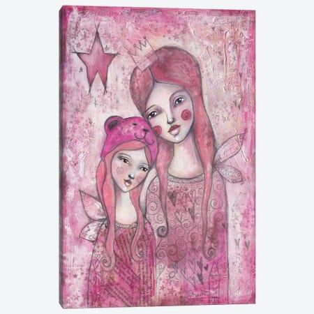 Morning Star Canvas Print #LPR128} by Tamara Laporte Canvas Art Print