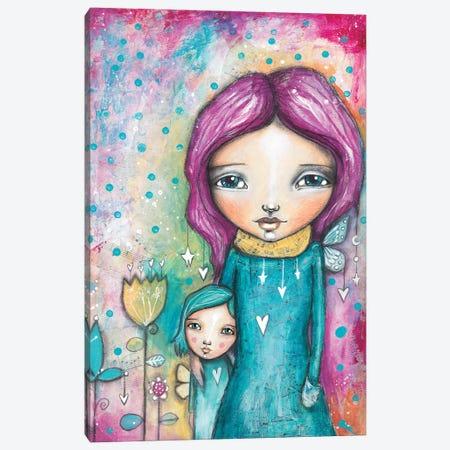 Mother Archetype Canvas Print #LPR130} by Tamara Laporte Canvas Artwork
