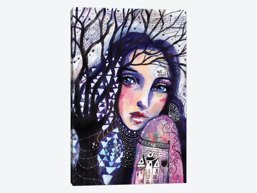 Not Afraid by Tamara Laporte 1-piece Canvas Art