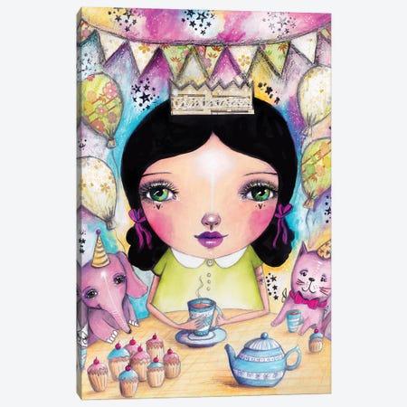 Party Time Canvas Print #LPR142} by Tamara Laporte Canvas Art Print