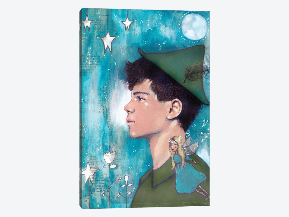 Peter Pan by Tamara Laporte 1-piece Canvas Art