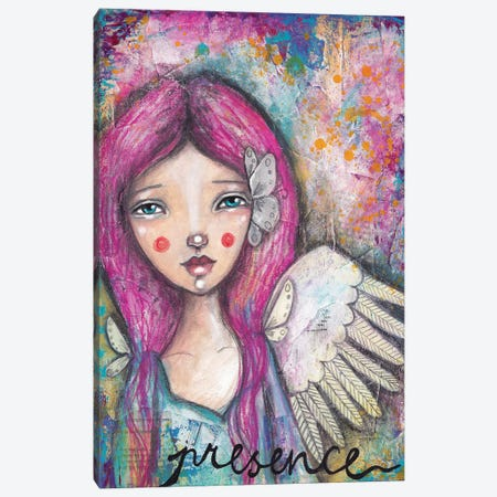 Presence Canvas Print #LPR144} by Tamara Laporte Canvas Art
