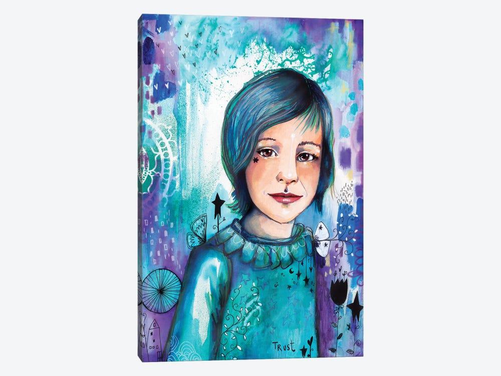 Prince Elliot by Tamara Laporte 1-piece Canvas Artwork