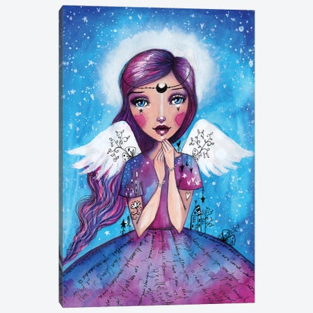 Art Angel Canvas Print #LPR16} by Tamara Laporte Canvas Print
