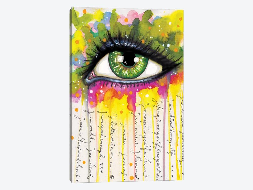 Sacred Eye by Tamara Laporte 1-piece Canvas Wall Art