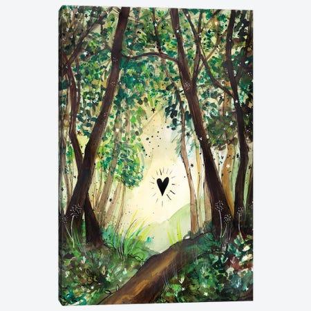 Sacred Trees Canvas Print #LPR171} by Tamara Laporte Canvas Wall Art